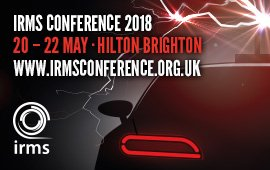 IRMS 2018 - Oyster IMS #IRMS18
