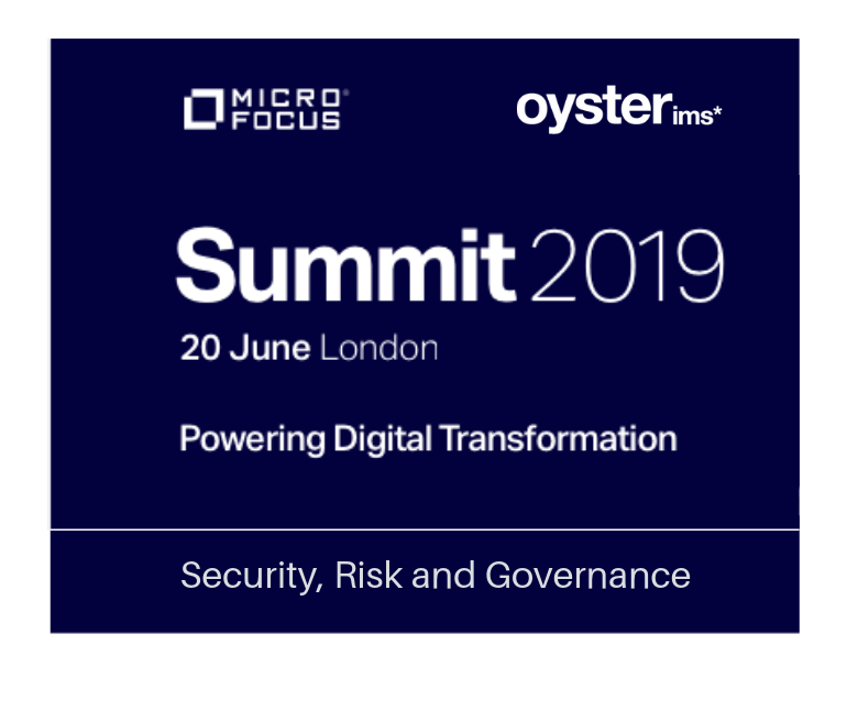 Micro Focus Summit London 2- Oyster IMS