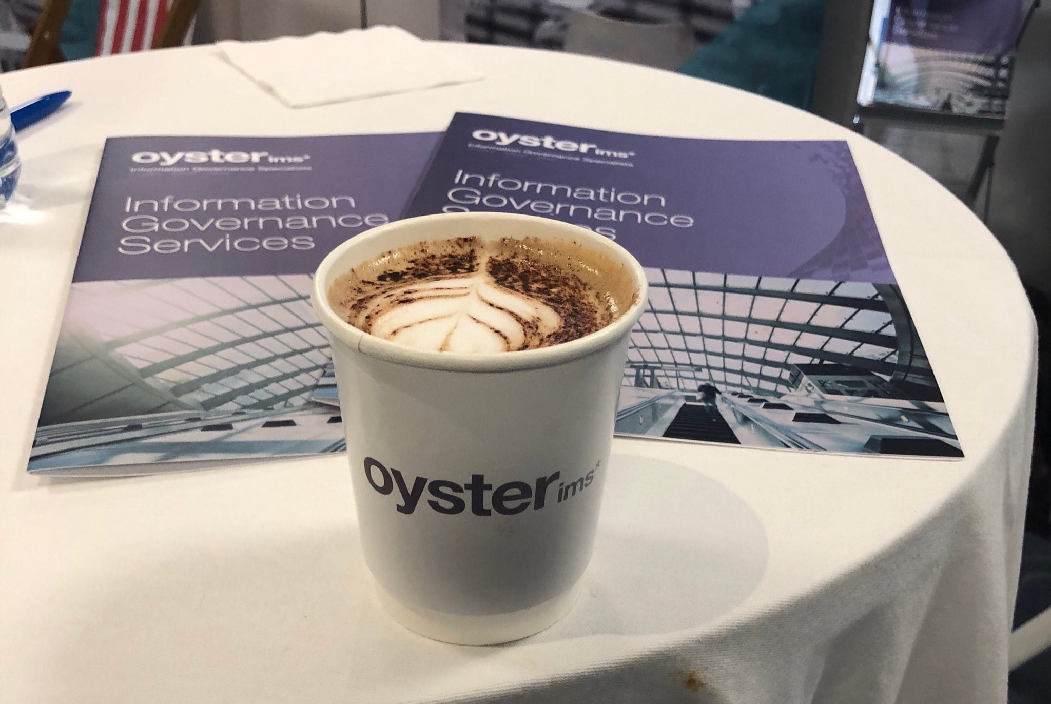 Oyster IMS - IRMS - Coffee