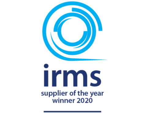 Oyster IMS - Winner of the IRMS Supplier of the Year Award 2020