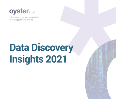 Data Discovery Insights report - Oyster IMS