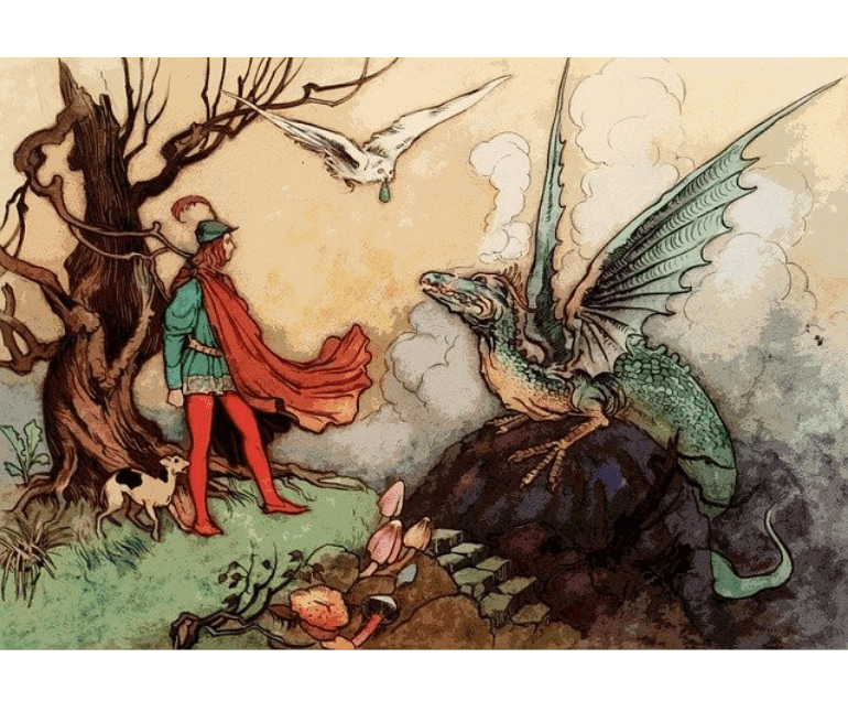 Fairy tales and Data Facts - Oyster IMS