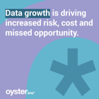 Data Growth - Oyster IMS